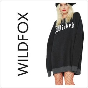 NWT Wildfox Sweater